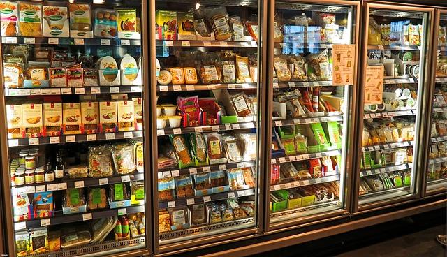 冷凍食品はどこが生鮮食品におとるか