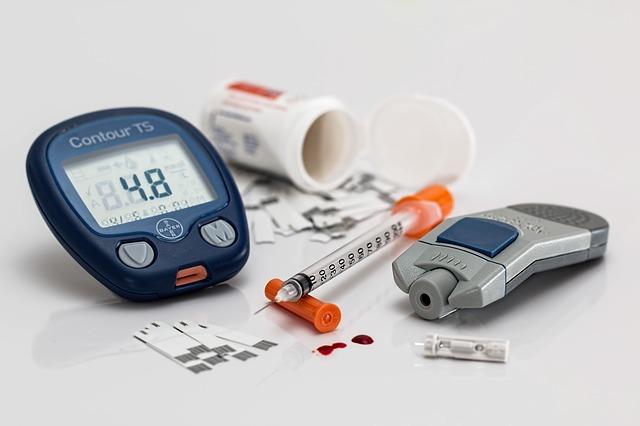 血糖とインスリンの関係